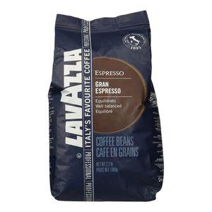 Lavazza Kaffee Grand Espresso, ganze Bohnen, 1000g