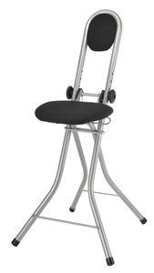 Bequeme Sitz- und Stehhilfe Bügelhilfe