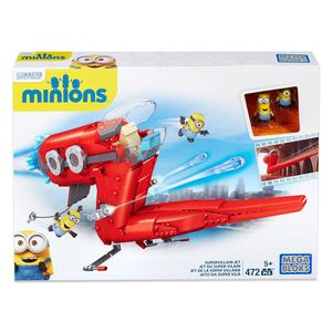 Minions Spiel-Jet mit Schleudersitz und Abschußvorrichtung