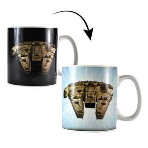 Star Wars Tasse mit Thermoeffekt Falcon