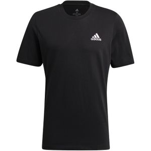 adidas M SL SJ T,BLACK schwarz-weiss schwarz-weiss XL