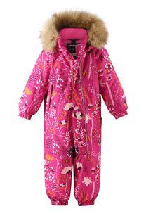 Reima - Schneeanzug für Babys - Reimatec - Lappi - Himbeerrosa, 86