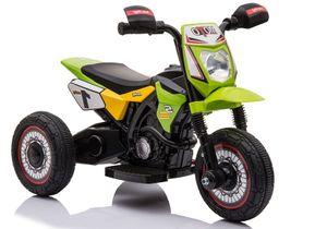 Kindermotorrad Kinder Elektro Motorrad Kinderfahrzeug 1x35Watt Motor GTM2288 Grün