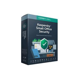 Kaspersky Lab Small Office Security 7, 5 Lizenz(en), 1 Jahr(e), Basislizenz, Download