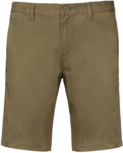 Kariban Chino-Bermuda-Shorts für Herren
