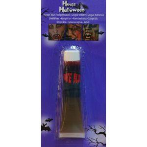 Tube Blut Gel # Halloween Karneval Fasching Kostüm Zubehör