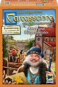 Hans im Glück Carcassonne, Abtei und Bürgermeister, Erweiterung 5