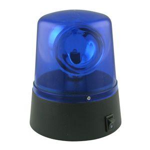 H+H EDL 01 Mini Rundumleuchte, Blaulicht