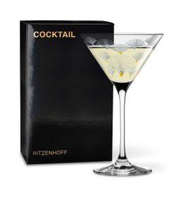 Ritzenhoff COCKTAIL Martiniglas Cocktailglas, Artdeko Kathrin Stockebrand 2019