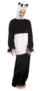 Boland Erwachsenen Anzug Panda Plüsch Größe M