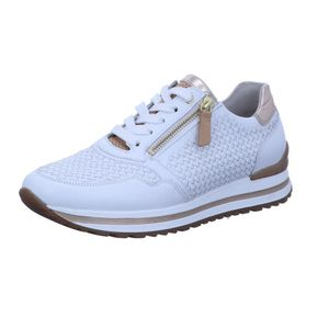 Gabor Comfort Sneaker low  Größe 5.5, Farbe: weiss/champ/nat