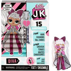 MGA Entertainment 570752E7C L.O.L. Surprise J.K. Doll- Diva