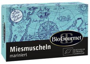 BioGourmet Miesmuscheln, mariniert 115g