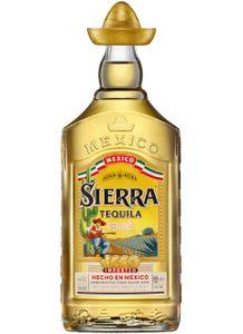 Sierra Tequila Reposado Gold Mexiko   38 % vol   0,7 l