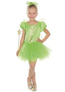 Rubie's kostüm Waldfee Mädchen grün Größe 140