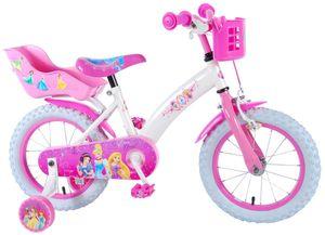 14 Zoll Fahrrad Kinder Mädchenfahrrad Kinderfahrrad Rad Bike Disney Princess Prinzessin Mädchenfahrrad VOLARE 31406-CH