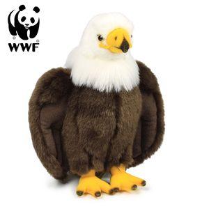 WWF Plüschtier Weißkopfseeadler (23cm) Kuscheltier Stofftier Adler Vogel