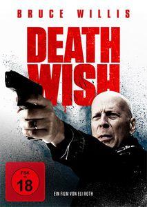Death Wish (DVD)  Remake Min: 103DD5.1WS  M.Bruce Willis