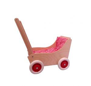 Puppenspielzeug Puppenwagen Maße: L/B/H 50cm/ 27cm/ 56cm NEU