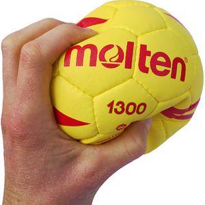 molten Methodik Kinder Handball Gelb Gr. 00
