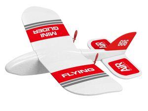 KFPLAN KF606 2,4 GHz 2CH EPP Mini Indoor RC Segelflugzeug Flugzeug Eingebauter Gyro RTF