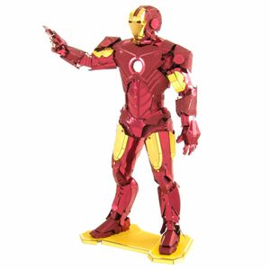Metal Earth Marvel 3D-Modellbausatz Iron Man 570322