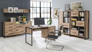 """Büro-Set Büromöbel Büroeinrichtung Programm Büroausstattung (5-teilig) """"Husum I"""""""