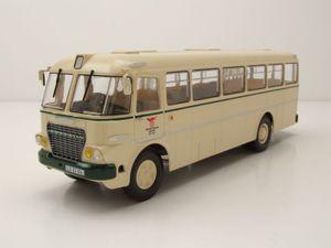 Ikarus 620 Bus VEB Kraftverkehr Eisenach 1961 beige Modellauto 1:43 Premium ClassiXXs