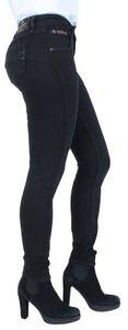 Herrlicher Touch Slim Damen Jeans 5705 DB840 671 Tempest Black Denim, Herrlicher Farben:671 Tempest, Jeans Größen:W27/L30