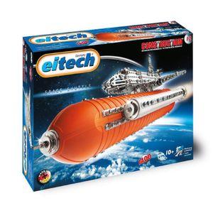 Eitech C12 Space Shuttle Metall Metallbaukasten mit mehr als 1400 Teilen Neu