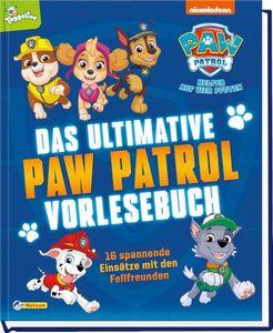 PAW Patrol: Das ultimative PAW-Patrol-Vorlesebuch