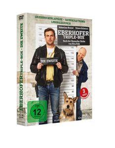 Eberhofer Triple-BOX #2 (DVD) 3Disc Min: 281DD5.1WS -   - (DVD Video / Komödie)