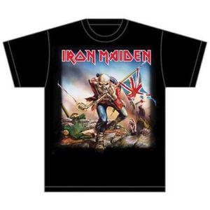 Iron Maiden Trooper Mens T Shirt: XXL