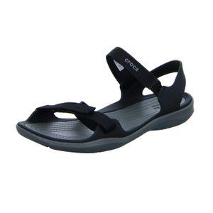 Crocs Sandalette Swiftwater Webbing Sandal W
