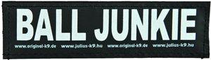 Trixie 2 Julius-K9 Klettsticker S, BALL JUNKIE