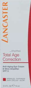 Lancaster Amplified Total Age Correction Eye Cream & Glow Amplifier 15ml