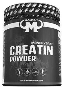 Best Body Mammut Creatin Monohydrat, 550 g Dose