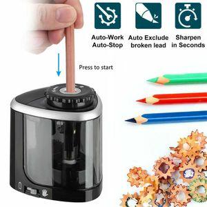 Elektrische Auto Bleistift Spitzer, Touch Schalter Bleistift Spitzer Für Bleistift und Farbe Bleistift Schule Office