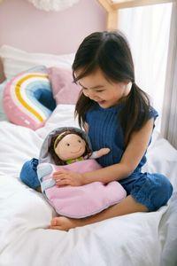 HABA Puppen-Schlafsack Kuscheltraum