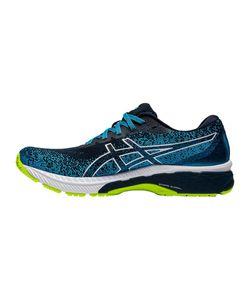 Asics Gt-2000 9 Knit Race Blue/Silver Race Blue/Silver 48