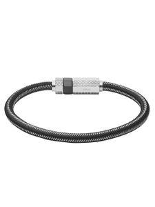 Diesel  DX1152040 Herren Armband STACKABLES Edelstahl Silber 21 cm
