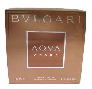 Bvlgari Aqua Amara For Men 100ml EDT
