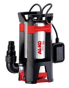 AL-KO Schmutzwasser Tauchpumpe DRAIN 15000 Inox Comfort 1,1 kW