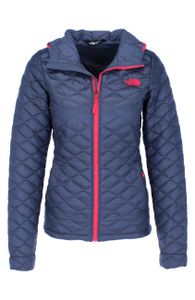 The North Face - Thermoball Hoodie Damen Daunenjacke, Größe:XS, The North Face Farben:Grisaille Grey