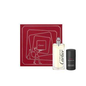 Cartier declaration  eau toilette 100ml + desodorante en stick 75ml