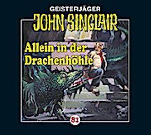 Sinclair,John-Folge 81-Allein In Der Drachenhöhle