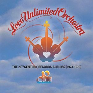 Love Unlimited Orchestra - The 20th Century Records Albums (1973 - 1979) -   - (CD / Titel: Q-Z)