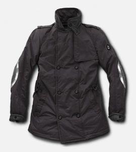 Original Vespa Herren Trenchcoat schwarz, Größen:M