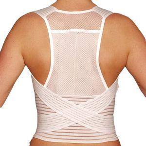 Stützgürtel Rücken & Taille Bandage Bauchweg Geradehalter Taillen Former, Gr. M