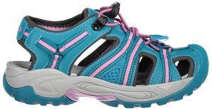 Campagnolo Aquarii Kinder klassische Sandalen Blau Schuhe, Größe:34